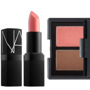 NARS Mini Duo Set Lipstick and Blush/Bronzer NEW